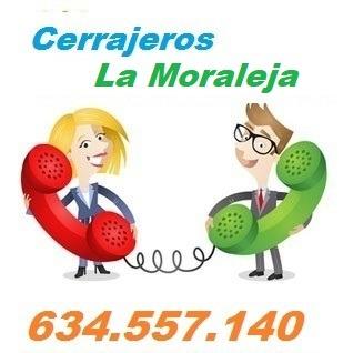 Telefono de la empresa cerrajeros La Moraleja